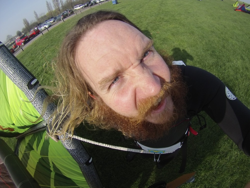 """Classic GoPro """"Is it on?"""" photo"""