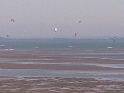 more Kiters at Toms