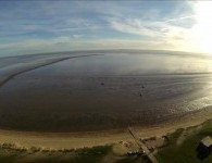 East Beach Arial View