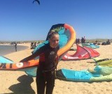 Lagos kite surf